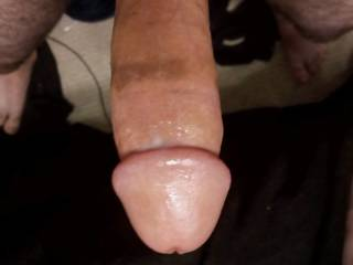 Creamy cock after a great fuck