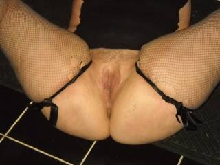one well fucked pussy