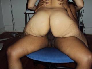 His BBC being rode on like crazy.. look at her pussy being split apart
