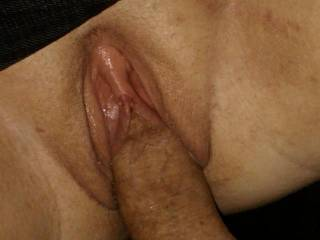 getting my tight wet pussy fucked hard