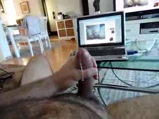 Wow, ty Donmary!! Huge cumshot for me! Did you like my open pussy receiving cum?