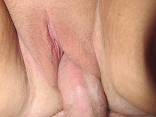 deep in her and fucking hard still