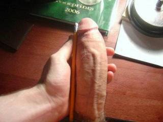 Now that big dick would look good with my sexy little wife's lips around and sucking it deep. Would look even better buried deep in her pussy fucking her deep and hard ;)