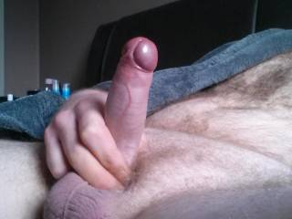 Bear you can stick that cock in me anywhere you want, but in the end I will deep throat it to swallow dry all your cream.