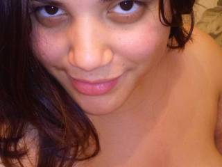Can i see a little more of naughty Viki I do know one thing I like your tits I love to feel my cock sliding between them and cumming real hard