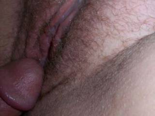 Filled and leaking