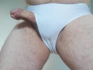 White undie