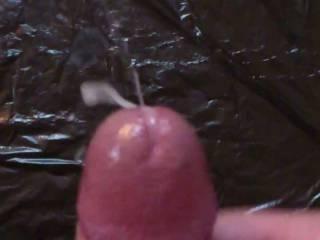 Dick Sperma Masturbating