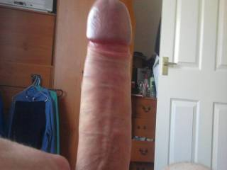 I have to admit that I couldn't stop my pussy getting wet but still I could not contemplate that I was feeling your stallions cock easing up inside me! ;-)