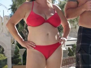 Do you like my new Bikini?