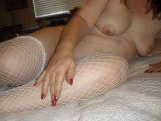 fishnets and tittys can I get a 'hey hey' on this?
