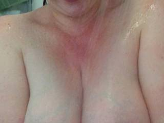 Something so erotic about big nipples. You look so delicious and certainly helped me out tonight :)