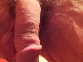Love to suck him while he is soft and feel him grow shoot his load in my mouth
