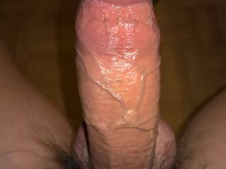 Nice proud erect cock, always ready for action.