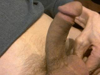 I still love to play with his cock every morning