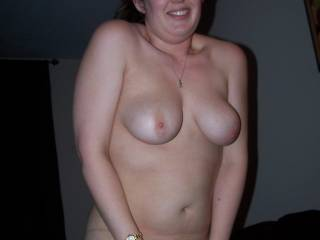 I sure would love to use you Lisa!!! You have such a great body and I love your tits and tiny nipples!!! No need to be shy with me honey!!!