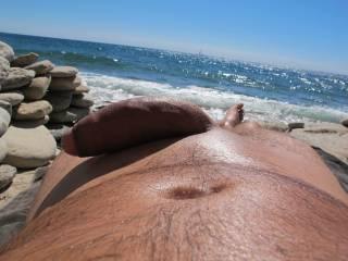 exhib nude beach