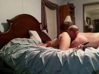 I'd love to bury my face in your pussy like this, get that ass in my face and eat you out