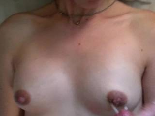 Gotta LOVE those PERFECT tits!!