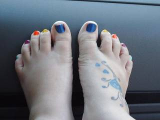 Foot friend
