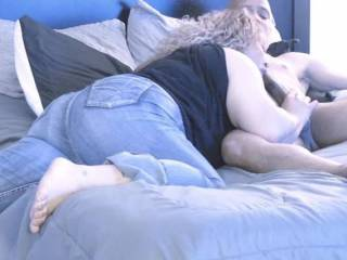 LATINA SABRINA  - This Long Haul Trucker meet me and asked for my number and ISaid only if you like THYCK BBC... This Vid tells the story better
