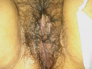 Do you like my wet pussy?