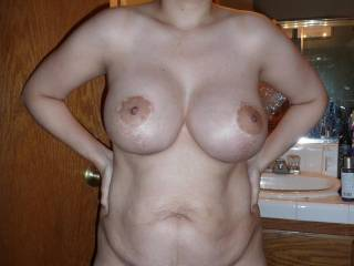 great tits, ide have to fuck her