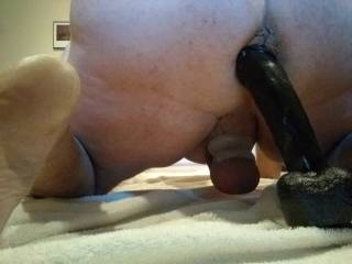 Getting ready to get filled