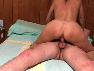 A great cock ride performed by my Love