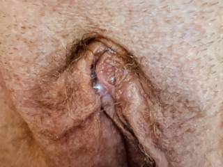 My pussy getting ready to cream all over