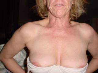 My new bra - tight fit 34C's