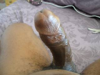 Yes....many times.  Oh fuck that is suck.....oops, I mean such an erotic hot thick hard black cock.  I wanna milk it and milk it and milk it.  I bet that would feel delicious stuffed in my pussy.  K
