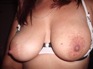 AWESOME!!! LOVE those GORGEOUS breasts and AWESOME nipples!!!
