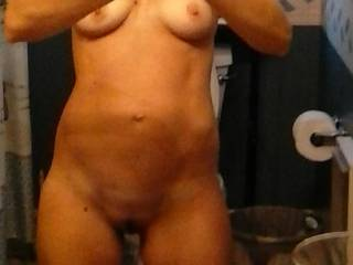 I want to get my tongue and cock all over your body - mmmmmmmm
