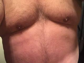 Is there anyone out there that likes guys with big belly that will let me pound them