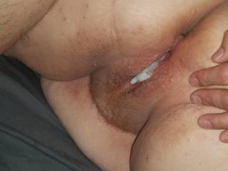 Her pussy will clamp down around your cock when she feels your cum shooting up inside her