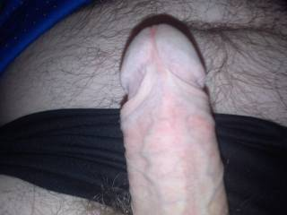 """8 and half inch solid fat cock  if you live in the swansea area and want to """"try"""" it give me a message boydie24 @ live . co . uk    :)))"""