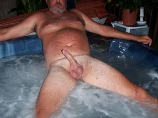 Bring that to my hot tub and see what happens to it I think it will disappear Mrs MB cpl