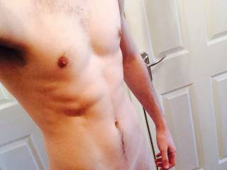 Quick shower, but fancying getting more hot and sweaty - any takers?