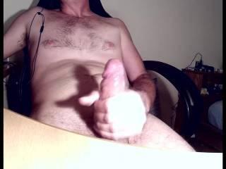 Fucking my fleshlight and shooting cum ;)