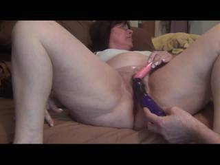 getting off hard as my bf diddles my pussy,clit,while I listen to him and watch porn. I LOVE IT!!!!!...do you?