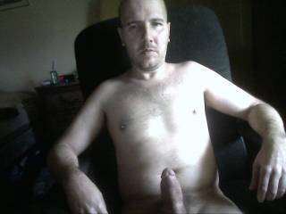 sitting at home masturbating to your pics.