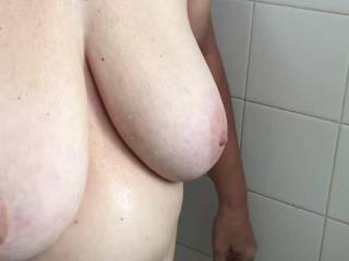 More shower time to cum