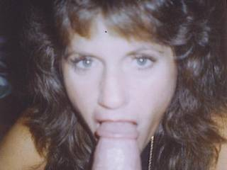 Sucking my husbands best friends dick--in my younger days