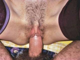 Mmm, I'd love to feel your lips on my cock while this one is pumping your wet pussy