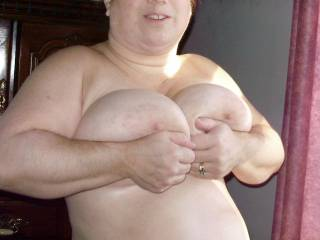 Nice, do you need my cock to be between those lovely boobs