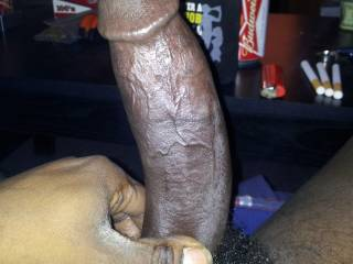 Beautiful,big,thick,long,black,chocolate,cock  ;-)