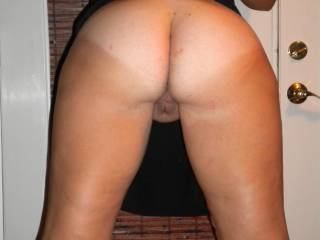 She thinks her ass is too fat.So we took this photo for you to decide if her ass is too big.