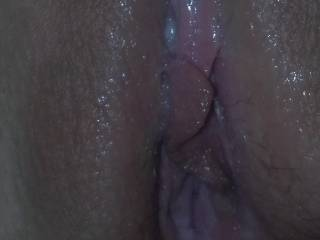 she is full of cum