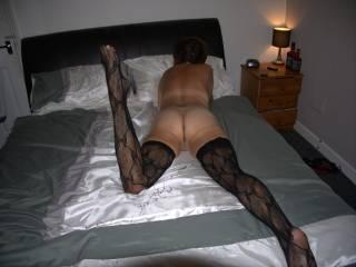 Spread my legs??